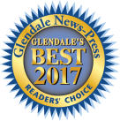Glendale News-Press Readers Choice 2017